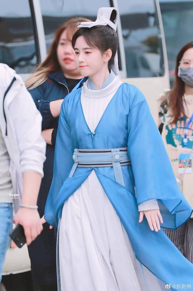 """Sungkyunkwan Scandal bản Trung: Cúc Tịnh Y gia nhập hội """"gái giả trai ai nhìn cũng biết""""? - Ảnh 14."""