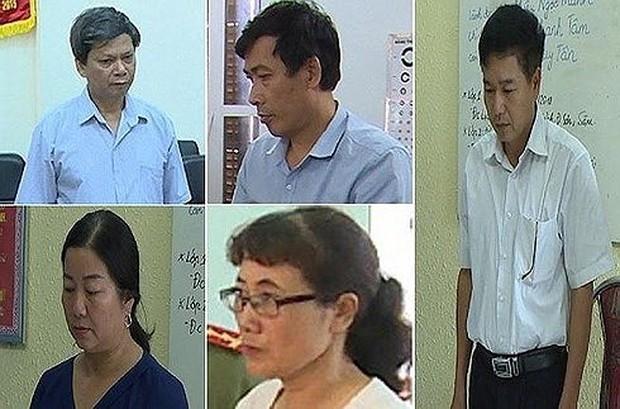 Vụ sửa điểm con quan: Phó Giám đốc Sở KH&ĐT tỉnh Hòa Bình bức xúc vì bị nhầm - Ảnh 1.