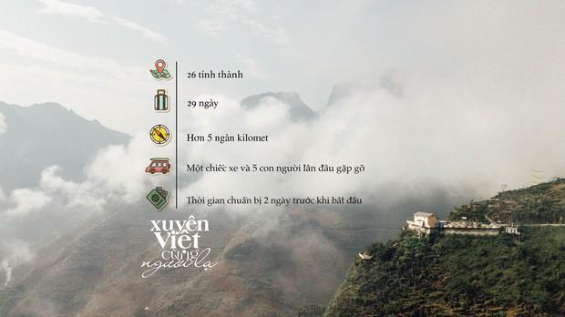 Hành trình xuyên Việt 5000 km cùng người lạ: Đừng sống trong 4 bức tường nữa, hãy đi vì ngoài kia còn nhiều điều để khám phá! - Ảnh 2.