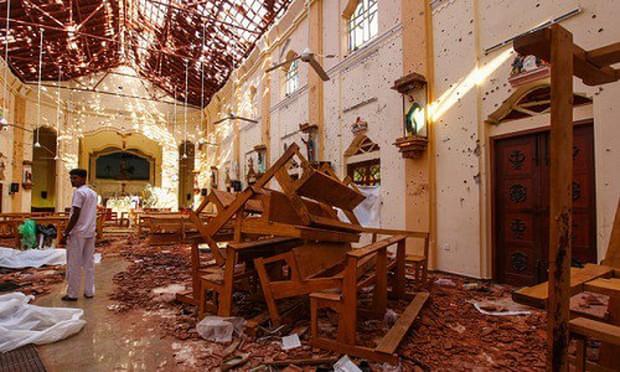 Nhân chứng tiết lộ gây sốc về nghi phạm đánh bom nhà thờ ở Sri Lanka - Ảnh 1.