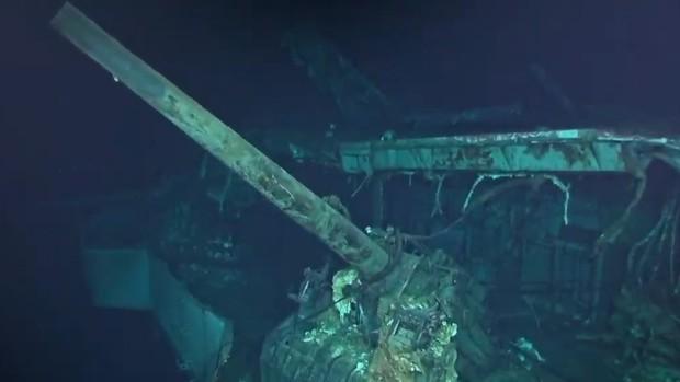 Tìm thấy xác tàu chở hàng Australia bị đánh đắm sau 77 năm - Ảnh 1.