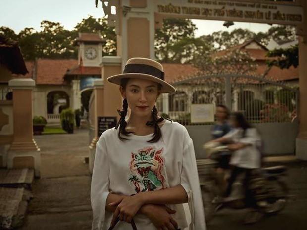 Dàn mỹ nhân, tiểu thư tài phiệt showbiz Thái du lịch Việt Nam: Biến TP.HCM, Đà Nẵng và các địa điểm đẹp như phim - Ảnh 13.