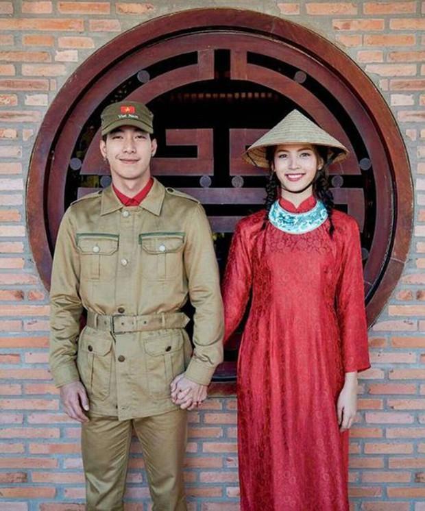 Dàn mỹ nhân, tiểu thư tài phiệt showbiz Thái du lịch Việt Nam: Biến TP.HCM, Đà Nẵng và các địa điểm đẹp như phim - Ảnh 40.
