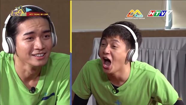 Ngô Kiến Huy lầy lội vs. Liên Bỉnh Phát gợi cảm: Ai dễ cưng hơn trong Running Man? - Ảnh 7.