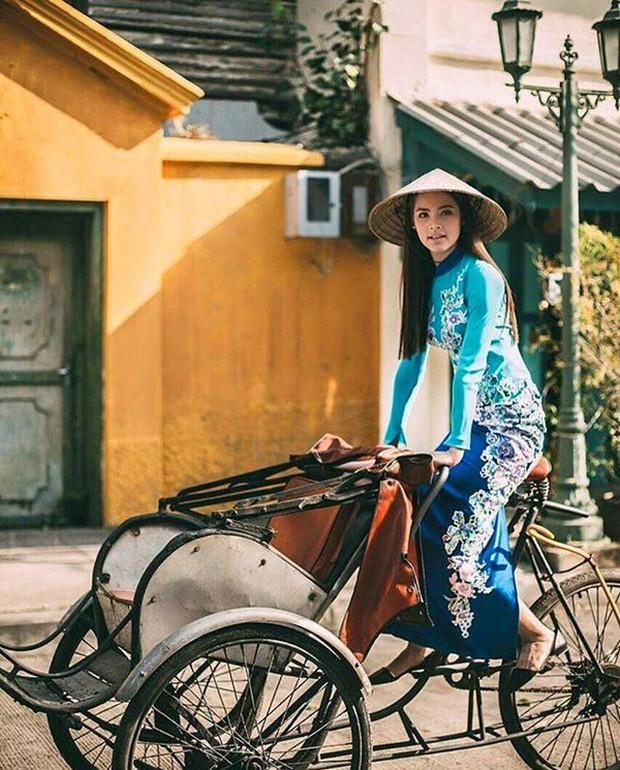 Dàn mỹ nhân, tiểu thư tài phiệt showbiz Thái du lịch Việt Nam: Biến TP.HCM, Đà Nẵng và các địa điểm đẹp như phim - Ảnh 5.