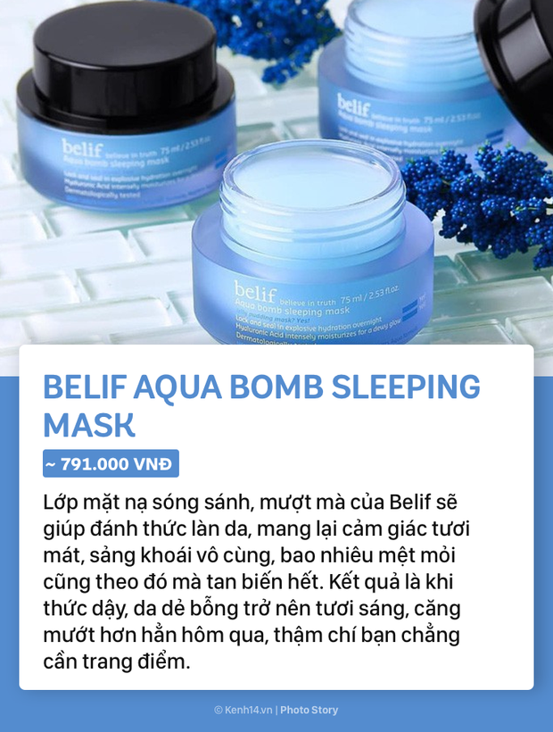 5 hũ mặt nạ ngủ mát lạnh, diệu kỳ giúp da bạn bừng sáng hồng hào chỉ sau 1 đêm - Ảnh 3.