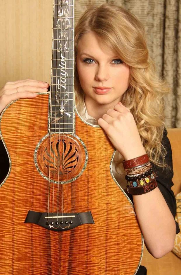 Taylor Swift: Rắn chúa đội mặt nạ gái ngoan và chiêu trò thâm sâu ấp ủ từ ngày đầu khiến cả thế giới ngả mũ - Ảnh 4.
