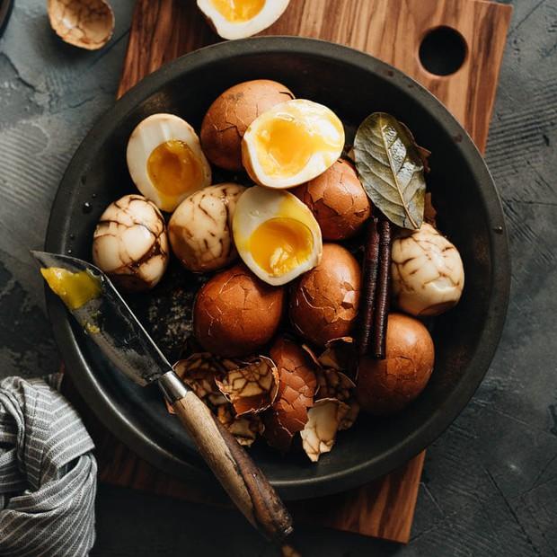 Từ một quả trứng nguyên vỏ, con người đã sáng tạo ra không biết bao nhiêu món - Ảnh 3.