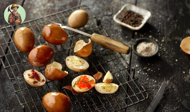 Từ một quả trứng nguyên vỏ, con người đã sáng tạo ra không biết bao nhiêu món - Ảnh 5.