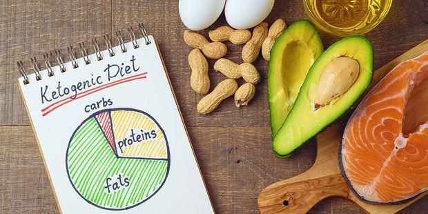 Không đi theo chế độ ăn Keto nhưng hãy áp dụng một vài nguyên tắc từ chế độ ăn này để giảm cân hiệu quả - Ảnh 1.