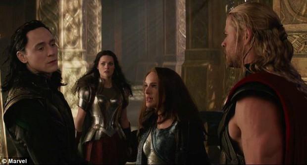 Có mặt trên thảm tím, có khi nào tình cũ sẽ bất ngờ hội ngộ Thor trong trận chiến cuối cùng? - Ảnh 6.