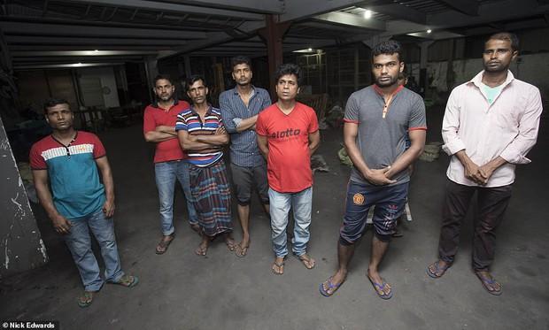 Bên trong nhà máy chế bom mẹ của quỷ Satan của khủng bố ở Sri Lanka - Ảnh 8.