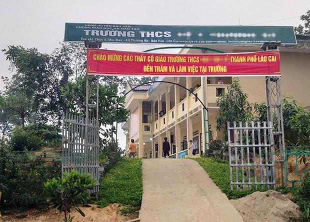 Bộ GD-ĐT vào cuộc vụ thầy giáo bị tố làm cho nữ sinh lớp 8 mang thai  - Ảnh 1.