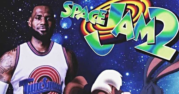 Người hâm mộ ngóng chờ thông tin về dàn khách mời đóng cùng LeBron James trong Space Jam 2 - Ảnh 2.