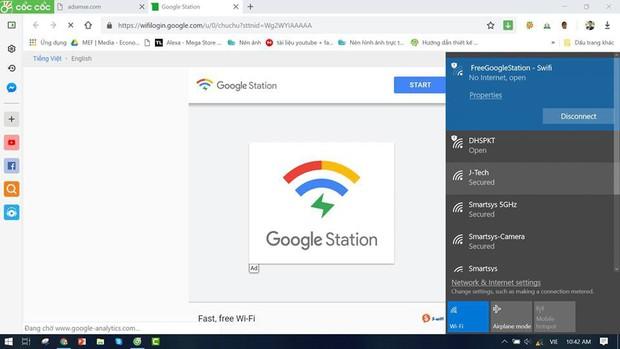 Điểm mặt các trường ĐH Việt Nam được dùng Wi-Fi chùa Google, mạng free mà vẫn chạy phà phà - Ảnh 1.