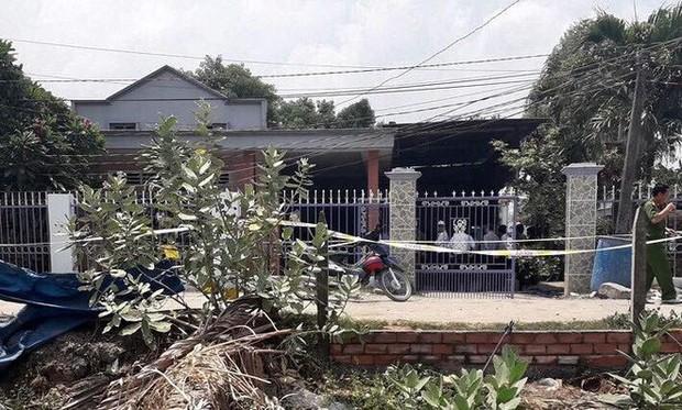 Vụ 3 người một nhà bị giết hại: Cửa các nhà hàng xóm cũng bị khóa ngoài trong phút định mệnh - Ảnh 2.