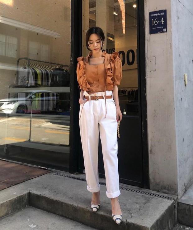 Tiện một công ngắm 15 set đồ từ street style Châu Á, các nàng lên luôn được danh sách các món cần sắm hè này - Ảnh 15.