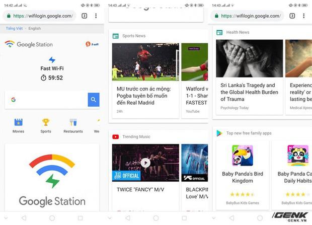 Trải nghiệm dịch vụ Wi-Fi miễn phí được Google cung cấp tại Việt Nam: Mạng ổn định, xem được cả Youtube HD - Ảnh 3.