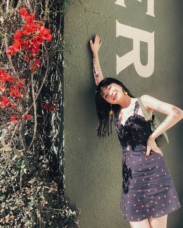 Tiện một công ngắm 15 set đồ từ street style Châu Á, các nàng lên luôn được danh sách các món cần sắm hè này - Ảnh 10.
