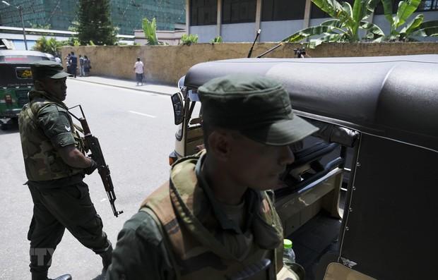 Cảnh sát Sri Lanka bắt giữ hơn 100 người liên quan đến loạt vụ nổ - Ảnh 1.
