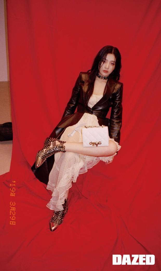Bộ hình mỹ nhân Red Velvet sinh năm 1996 khiến dân tình điên đảo: Sexy khó cưỡng, đẹp đến mức vượt mặt Irene? - Ảnh 4.