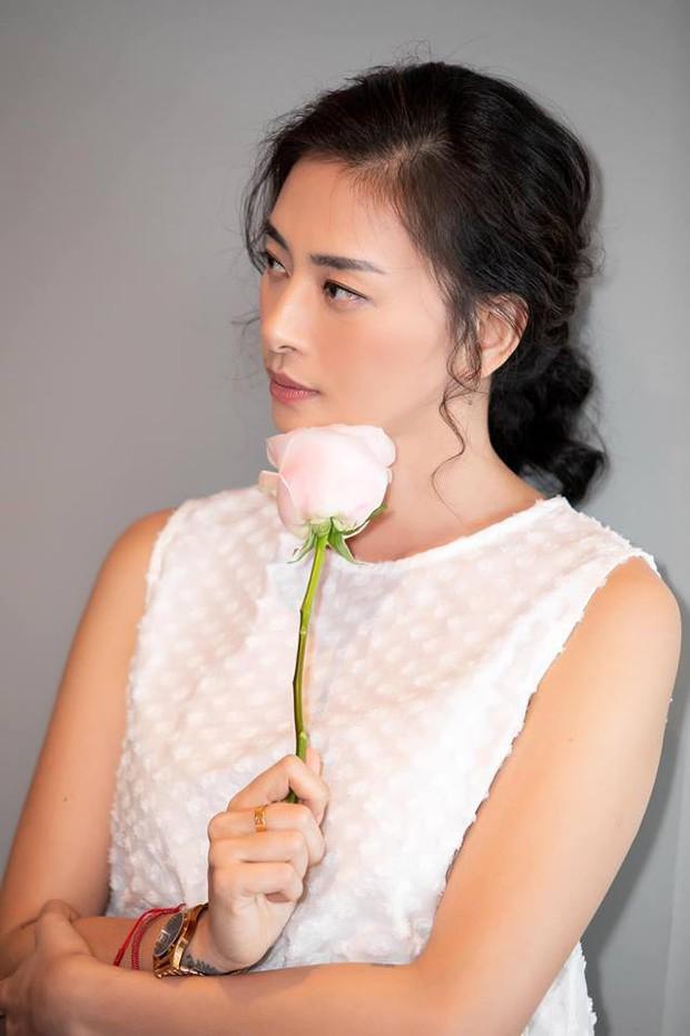 Hà Tăng diện sắc trắng nền nã, rạng rỡ hội ngộ Ngô Thanh Vân, Đông Nhi cùng dàn mỹ nhân Vbiz - Ảnh 2.