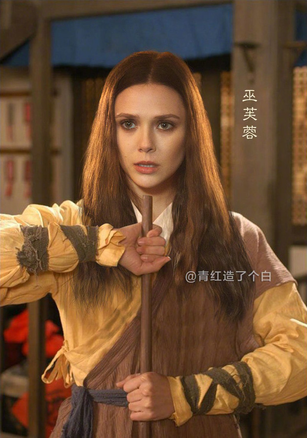 Endgame phá đảo phòng vé xứ Trung, dân mạng rần rần chia sẻ hình ảnh các Avengers mặc đồ cổ trang - Ảnh 5.