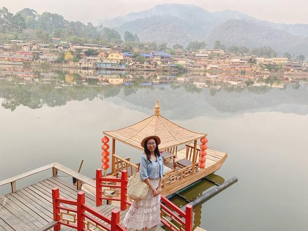 """Chẳng cần tốn tiền đi Trung Quốc, ngay tại Thái Lan cũng có """"Phượng Hoàng Cổ Trấn"""" đẹp không thua kém bản gốc - Ảnh 33."""