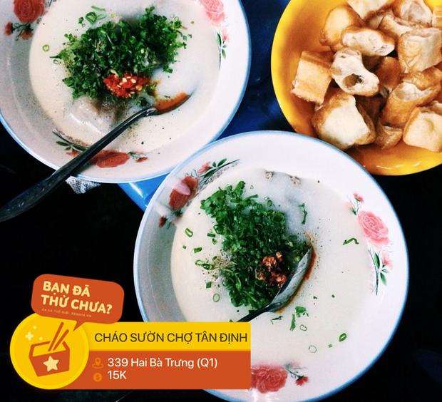 Điểm danh những món ăn nổi tiếng dưới 30k gắn liền với các địa điểm ở Sài Gòn - Ảnh 4.