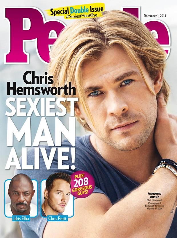 Cặp anh em đắt giá nhất thế giới Chris - Liam Hemsworth: Đẹp như thần, anh cưới cô đào hơn 7 tuổi, em lấy vợ quá bá đạo - Ảnh 1.