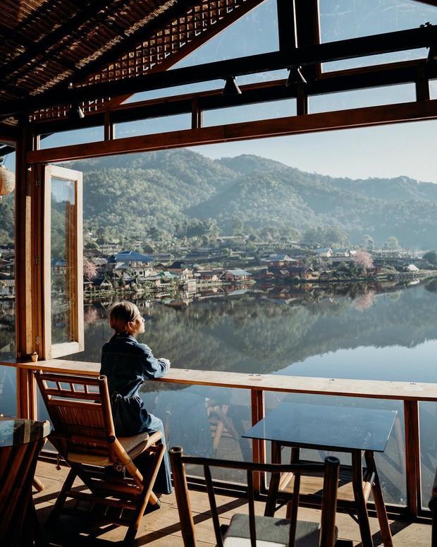 """Chẳng cần tốn tiền đi Trung Quốc, ngay tại Thái Lan cũng có """"Phượng Hoàng Cổ Trấn"""" đẹp không thua kém bản gốc - Ảnh 22."""
