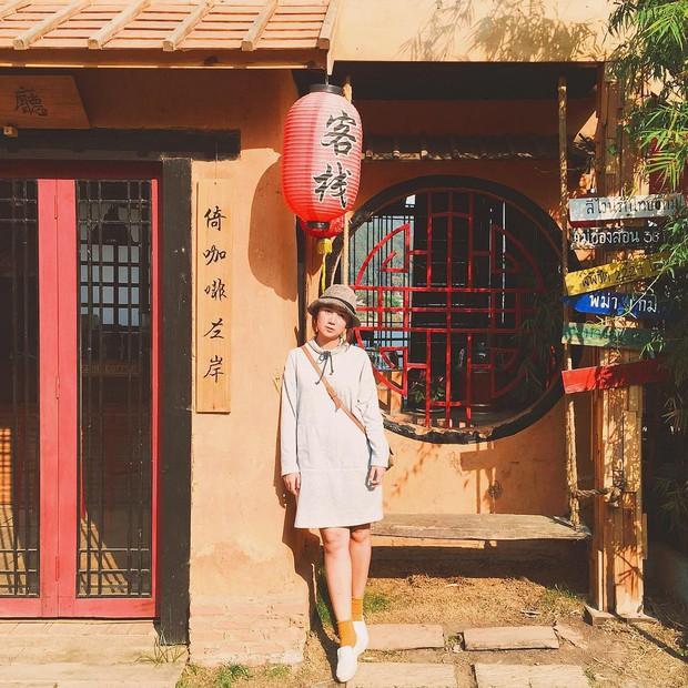 """Chẳng cần tốn tiền đi Trung Quốc, ngay tại Thái Lan cũng có """"Phượng Hoàng Cổ Trấn"""" đẹp không thua kém bản gốc - Ảnh 29."""