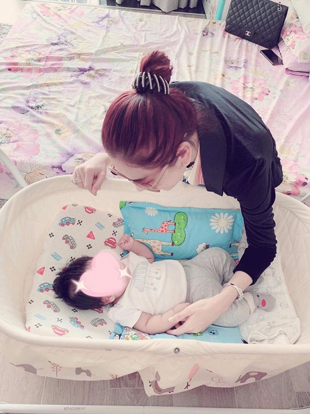Chi 1 tỷ đồng nhờ người mang thai hộ, Lâm Khánh Chi vẫn phải đối mặt với muôn vàn khó khăn - Ảnh 5.