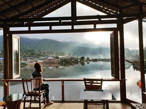 """Chẳng cần tốn tiền đi Trung Quốc, ngay tại Thái Lan cũng có """"Phượng Hoàng Cổ Trấn"""" đẹp không thua kém bản gốc - Ảnh 5."""