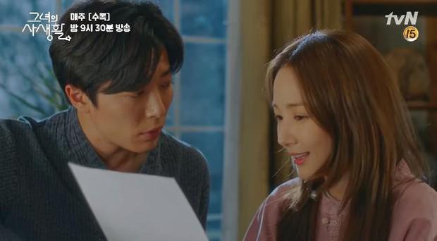 Mang tiếng là yêu hờ nhưng Park Min Young lại liên tục ăn nằm với tổng tài trong Her Private Life - Ảnh 5.