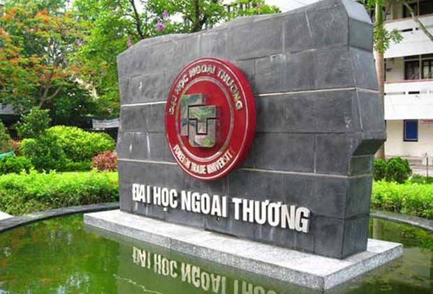 Đại học Ngoại thương xóa tên 3 thí sinh Sơn La, Hòa Bình gian lận điểm thi - Ảnh 1.