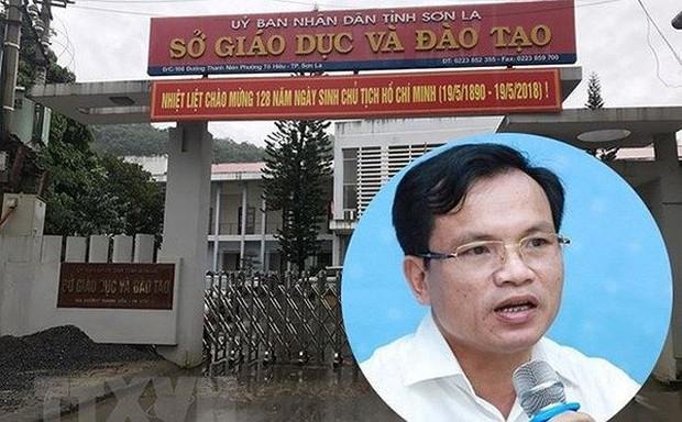 Bộ GD&ĐT nói về 'số phận' 12 thí sinh gian lận điểm thi ở Hòa Bình, Sơn La - Ảnh 1.