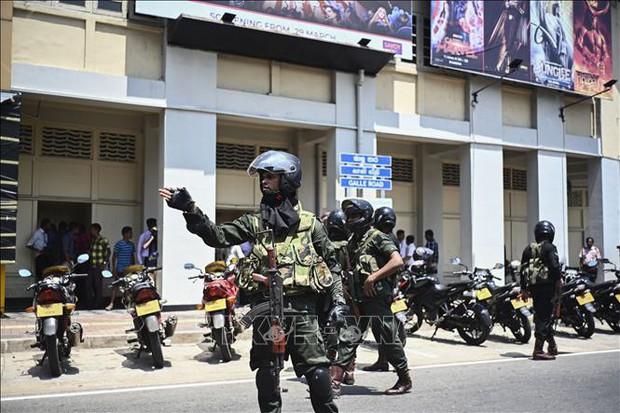 Cảnh sát Sri Lanka bắt giữ 3 đối tượng tàng trữ chất nổ ở thủ đô Colombo - Ảnh 1.