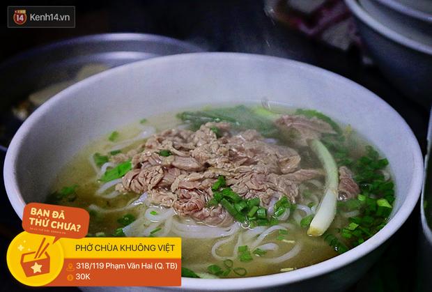 Điểm danh những món ăn nổi tiếng dưới 30k gắn liền với các địa điểm ở Sài Gòn - Ảnh 14.