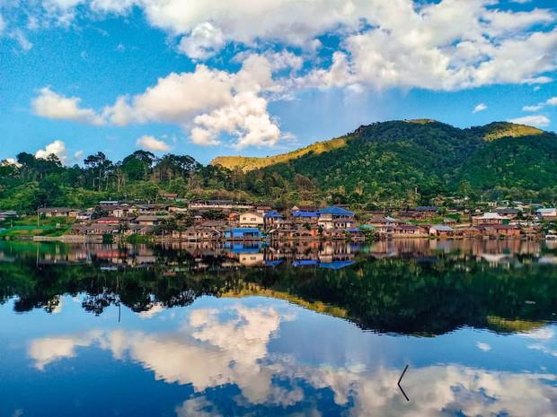 """Chẳng cần tốn tiền đi Trung Quốc, ngay tại Thái Lan cũng có """"Phượng Hoàng Cổ Trấn"""" đẹp không thua kém bản gốc - Ảnh 8."""