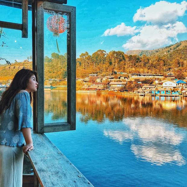 """Chẳng cần tốn tiền đi Trung Quốc, ngay tại Thái Lan cũng có """"Phượng Hoàng Cổ Trấn"""" đẹp không thua kém bản gốc - Ảnh 2."""