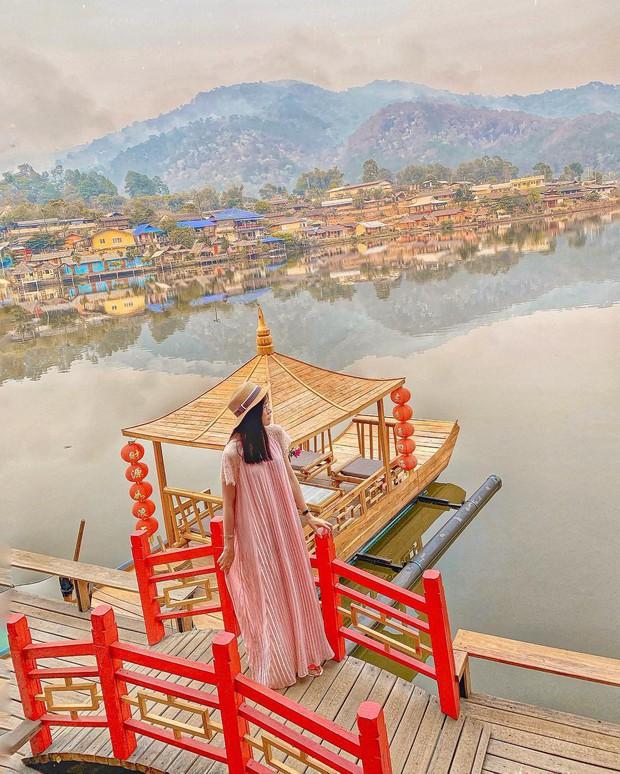 """Chẳng cần tốn tiền đi Trung Quốc, ngay tại Thái Lan cũng có """"Phượng Hoàng Cổ Trấn"""" đẹp không thua kém bản gốc - Ảnh 9."""