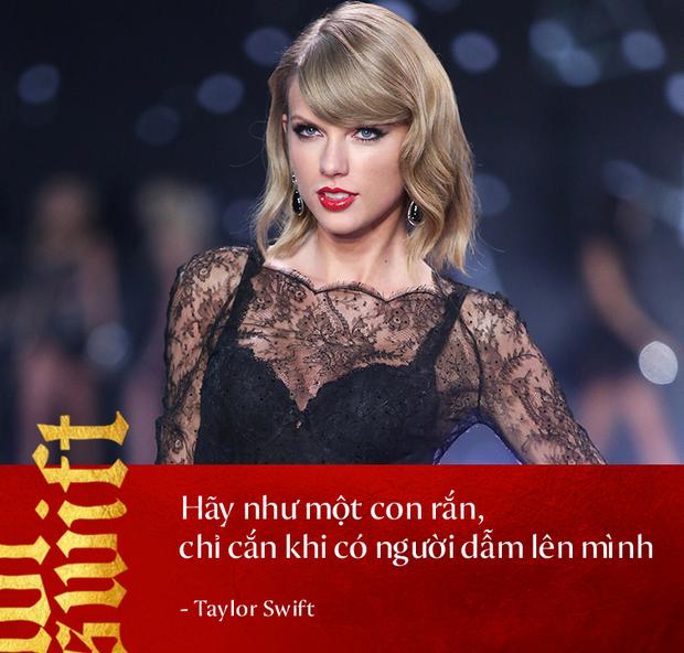 Taylor Swift: Rắn chúa đội mặt nạ gái ngoan và chiêu trò thâm sâu ấp ủ từ ngày đầu khiến cả thế giới ngả mũ - Ảnh 1.