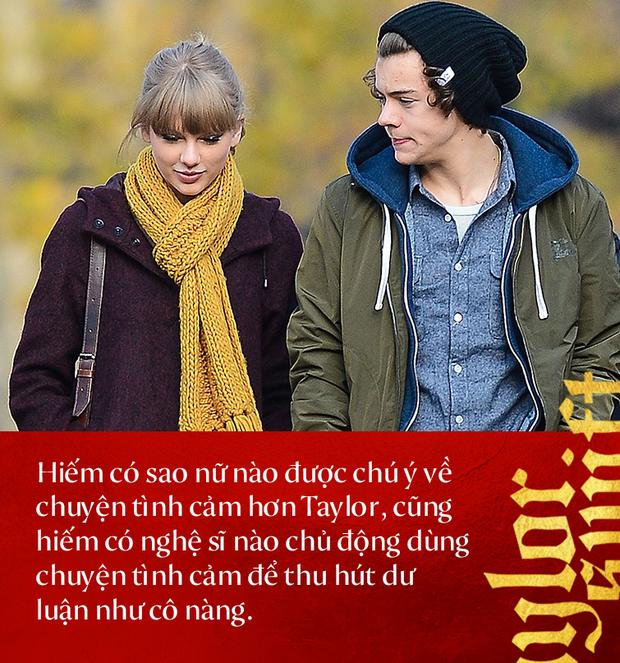 Taylor Swift: Rắn chúa đội mặt nạ gái ngoan và chiêu trò thâm sâu ấp ủ từ ngày đầu khiến cả thế giới ngả mũ - Ảnh 5.