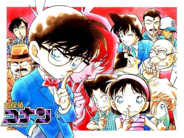 Tác giả vừa cho biết 4 tập nữa Conan sẽ kết thúc, độc giả kẻ khóc người cười - Ảnh 5.
