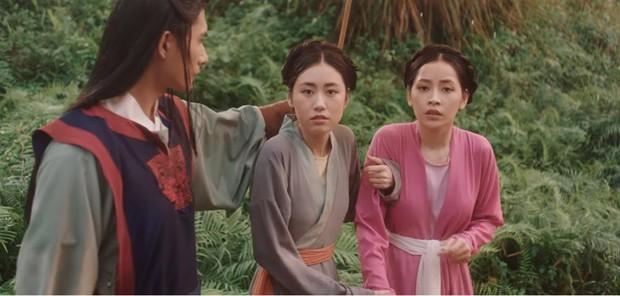 Tấm Mai Vân Trang lên tiếng trước tin đồn bị dìm để làm nền cho Chi Pu: Mình không hề muốn nổi hay xinh hơn vai chính - Ảnh 1.