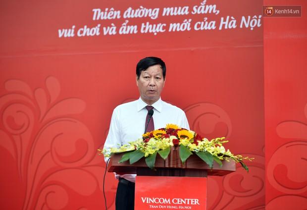 Hà Nội: Chính thức khai trương Vincom Center thứ 10 tại Trần Duy Hưng - Ảnh 2.