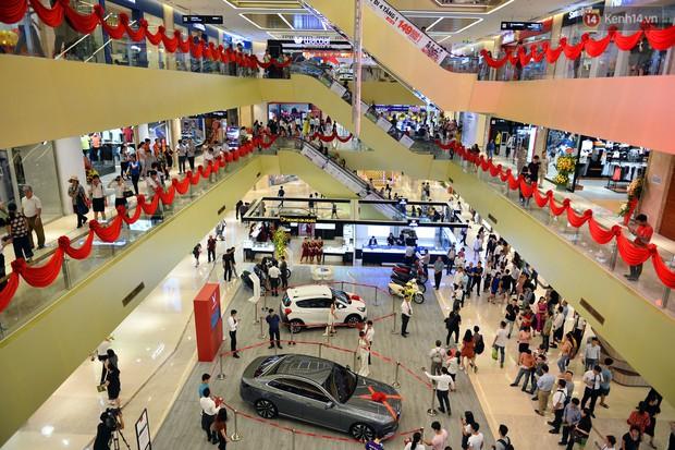 Hà Nội: Chính thức khai trương Vincom Center thứ 10 tại Trần Duy Hưng - Ảnh 4.