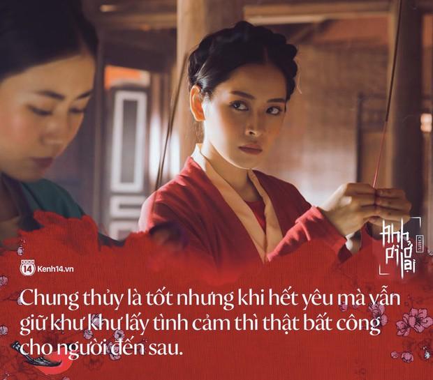 Anh ơi ở lại của Chi Pu có 4 kiểu yêu mà đời này bạn có trốn kỹ cũng không thoát, hãy học cách để khôn ngoan hơn! - Ảnh 3.