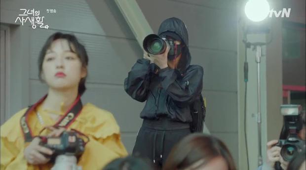 Phim về fangirl Her Private Life bị chính master fansite bóc mẽ kém thực tế, đến máy ảnh còn chỉnh sai - Ảnh 11.